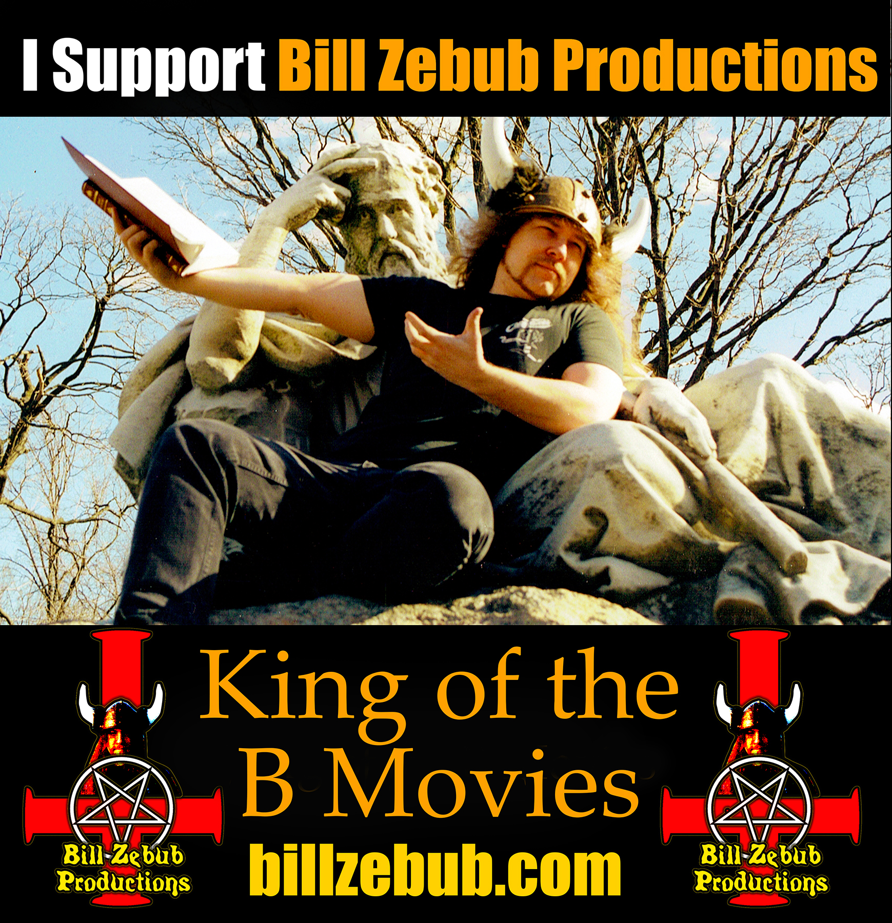 Support Bill Zebub Productions